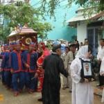 Thành phần tham dự đám tang