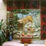 Tín ngưỡng thờ cúng thần Hổ của người Việt