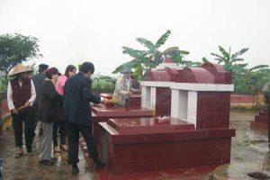 Tìm hiểu về Tết Thanh minh và tục Tảo Mộ của người Việt